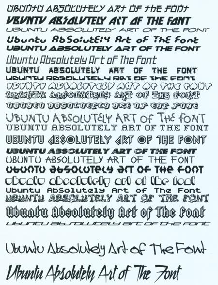 fonts11